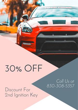 Car Locksmith Hondo TX Offer